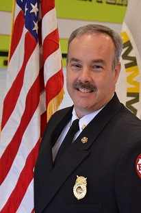 FIRE CHIEF JOSEPH A. FORRO